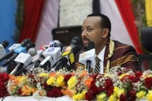 Memorandum No. 4: PM Abiy Live Messaging Optimism to Diaspora Ethiopians