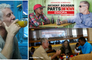 Anthony Bourdain in Ethiopia