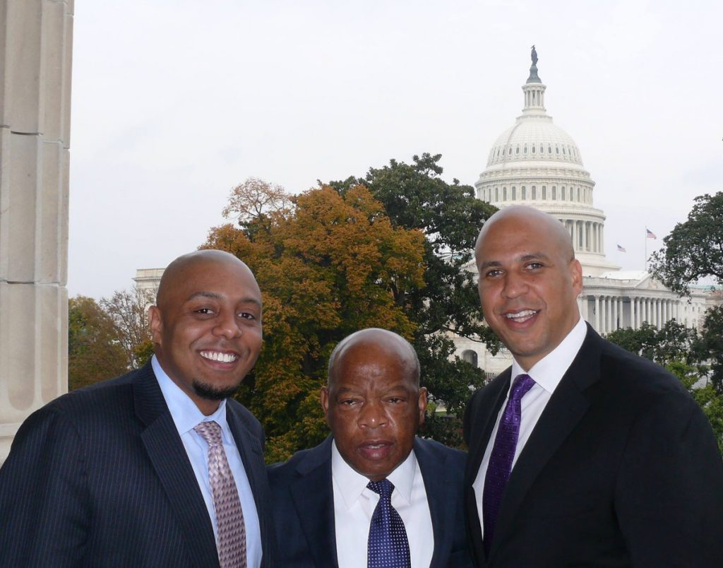 Addisu Demissie to Manage Cory Booker's 2020 U.S. Presidential Campaign