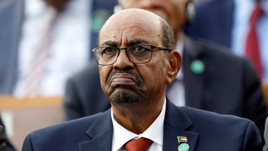 Sudan President Bashir steps down and is under house arrest