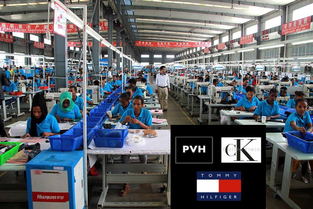 Tommy Hilfiger and Calvin Klein workers abuse Ethiopia