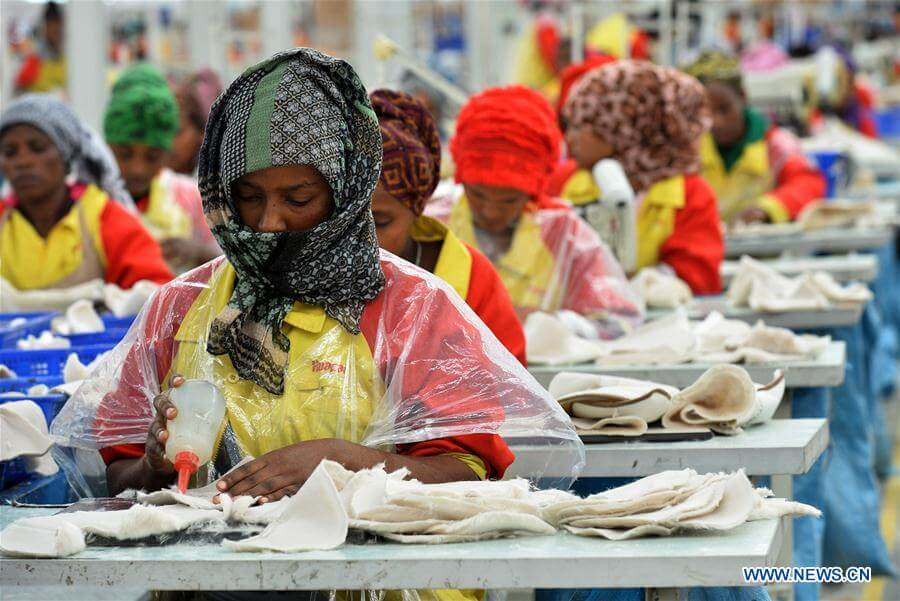 Ethiopia garment workers payment