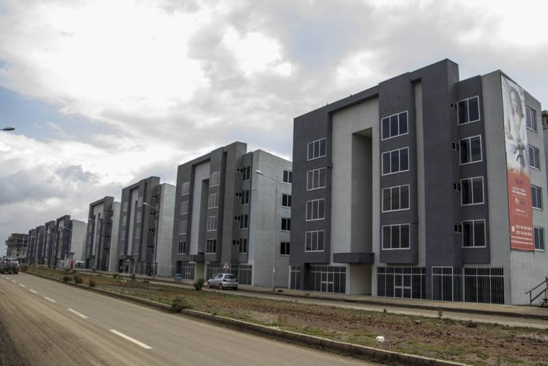 Noah Real Estate Residential Complex