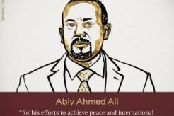 Ethiopian Prime Minister Abiy Ahmed Won Nobel Peace Prize for 2019