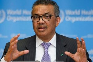WHO head, Dr Tedros, dismisses suggestions he's too close to China