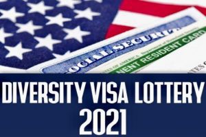2021 Diversity Visa (DV) lottery winners announced today