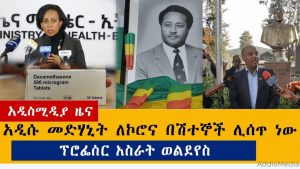 Ethiopian News: የዕለቱ ዜናዎች AddisMedia Daily News 06/19/20