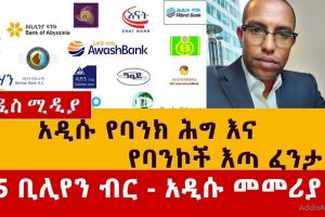 New Ethiopian National Bank Directive Increased Banks Paid-Up Capital
