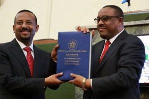 Ethiopia Swears-in Abiy Ahmed Ali as Prime Minister