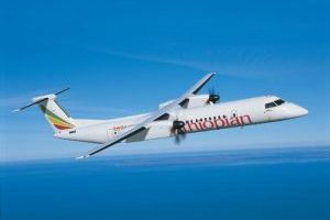 Ethiopian Airlines Signs Purchase Agreement for 10 firm Q400 Aircraft