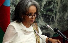 Ethiopia Elects Sahle-Work Zewde as 1st Female President