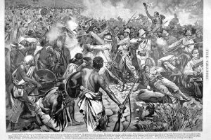 124 years ago, Ethiopia defeated the Italian army at the Battle of Adwa