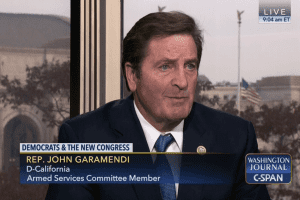 Congressman John Garamendi Ask United States to Not to Side on Nile Negotiation