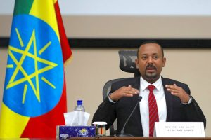 In Ethiopia's war, a retreat worthy of African ideals